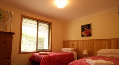Unit 1 - Twin Bedroom